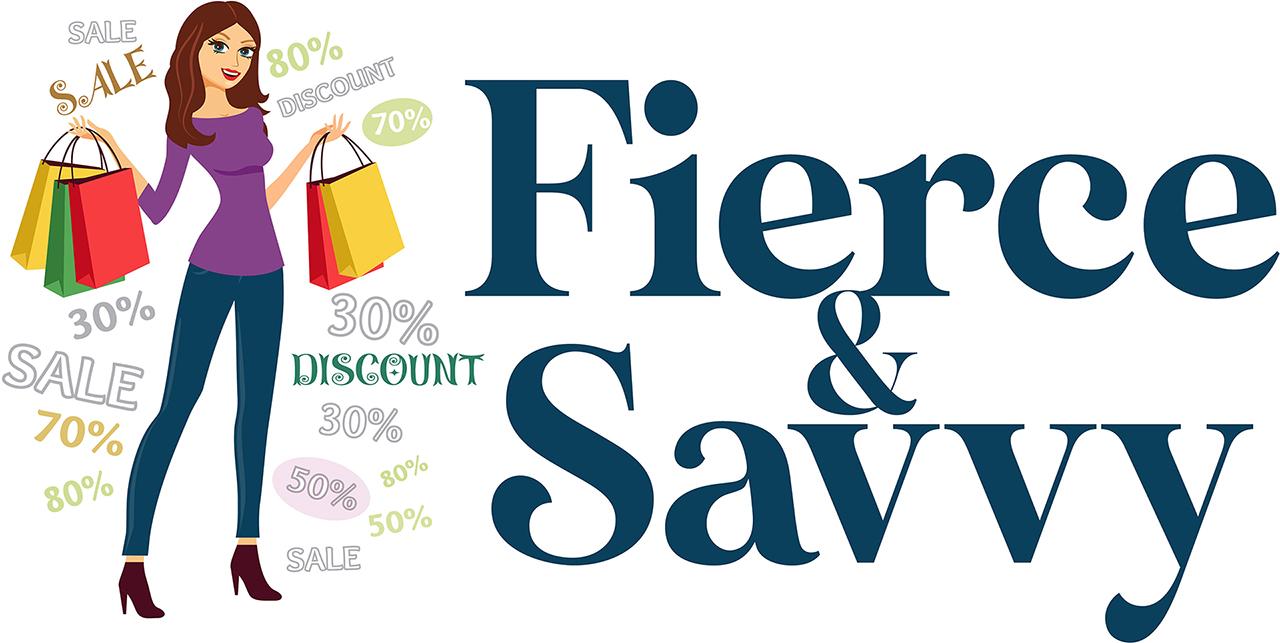 Fierce and Savvy Logo